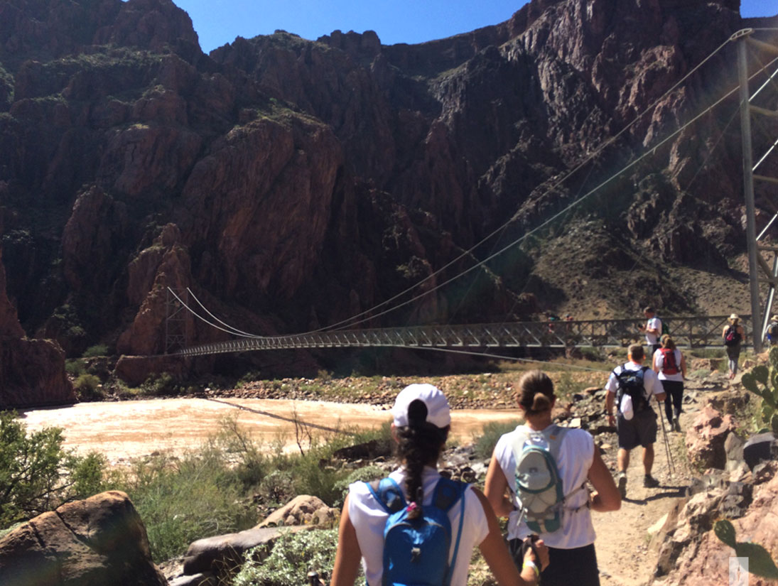 Crossing the Canyon: Gail's Story