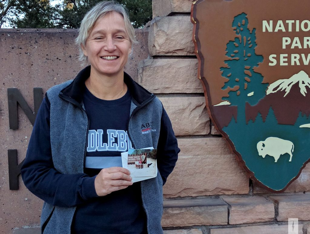 Nike Beddow's Crossing the Canyon Story