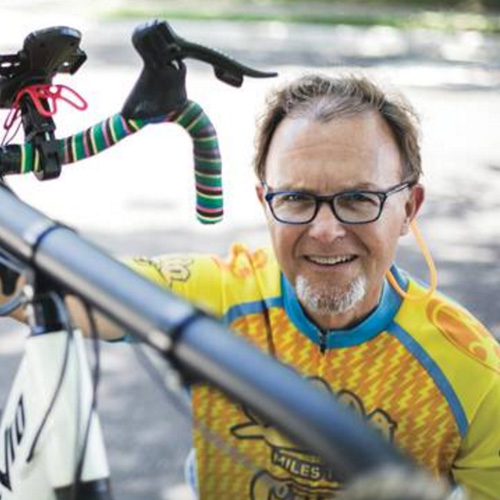 Tom Roberts | Riding to end brain cancer